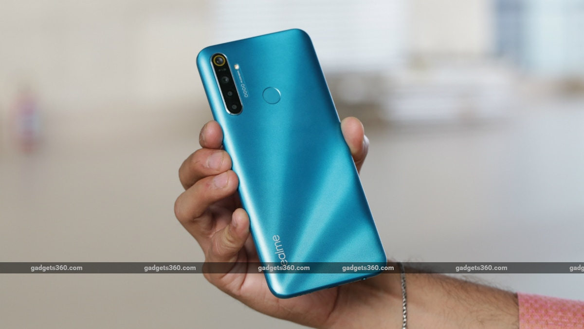 Realme 5i Available on Open Sale via Realme E-Store, Flipkart: Price, Specifications, Offers