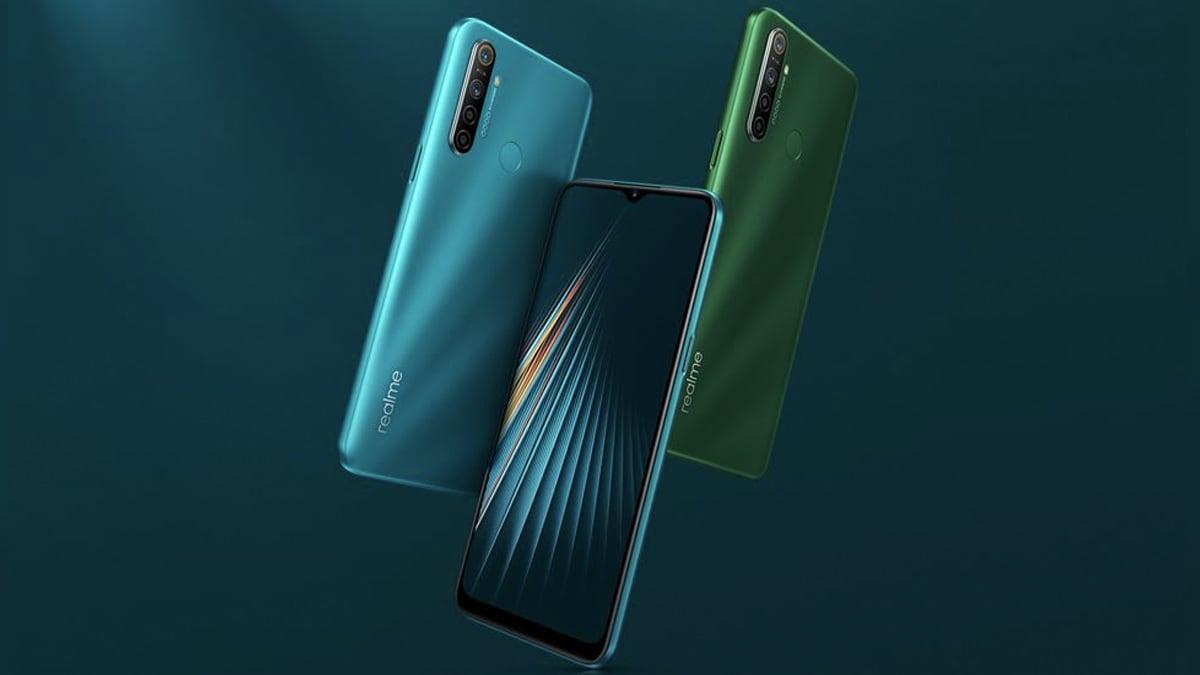 Realme 5i होगा भारत में 9 जनवरी को लॉन्च, Flipkart पर टीज़र ज़ारी