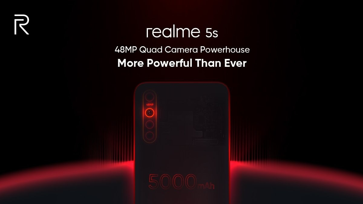 Image result for Real me 5s features announced one by one