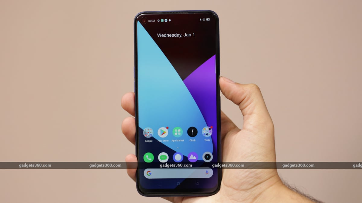 Realme 6 Sale Today at 12 Noon via Flipkart, Realme.com: Price in India, Offers, Specifications
