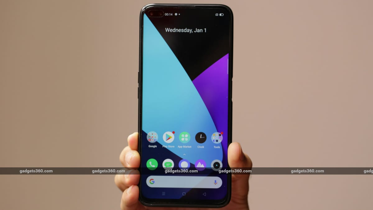 Realme 6 Pro Sale Today via Flipkart at 12 Noon: Price in India, Offers, Specifications