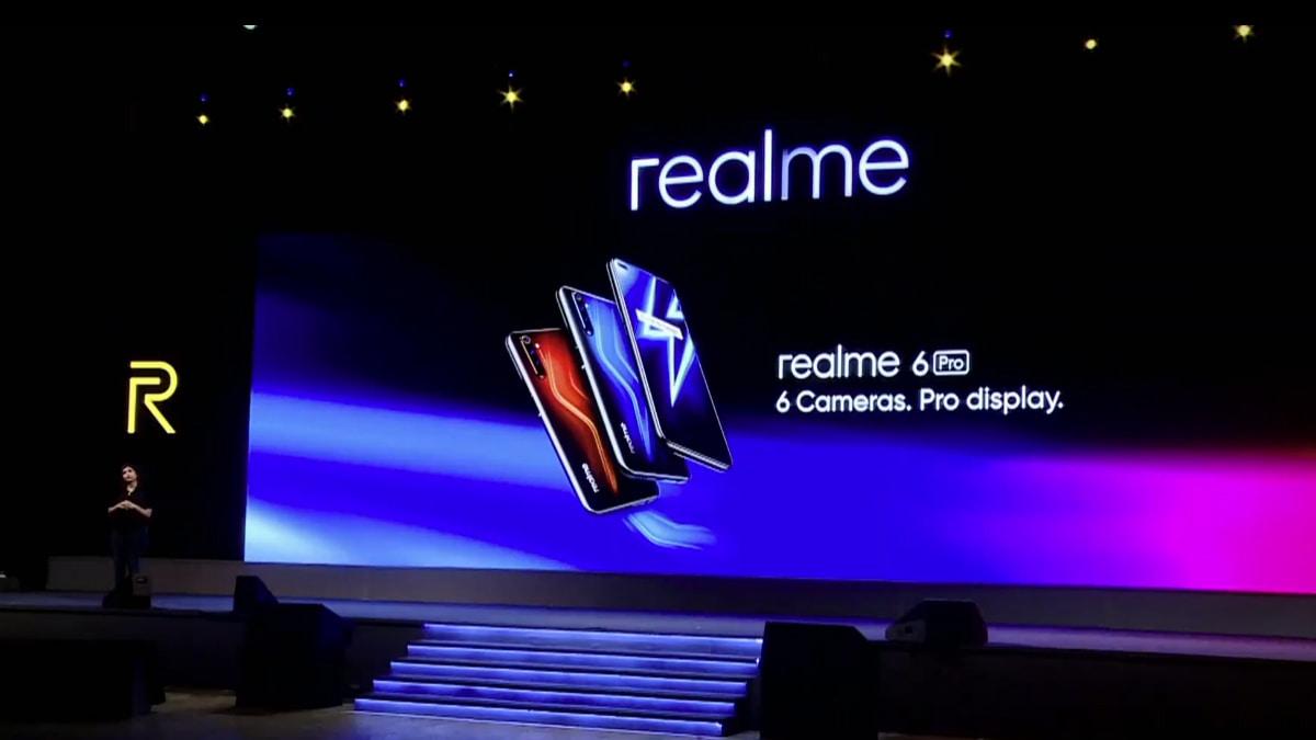 Image result for realme 6 pro image
