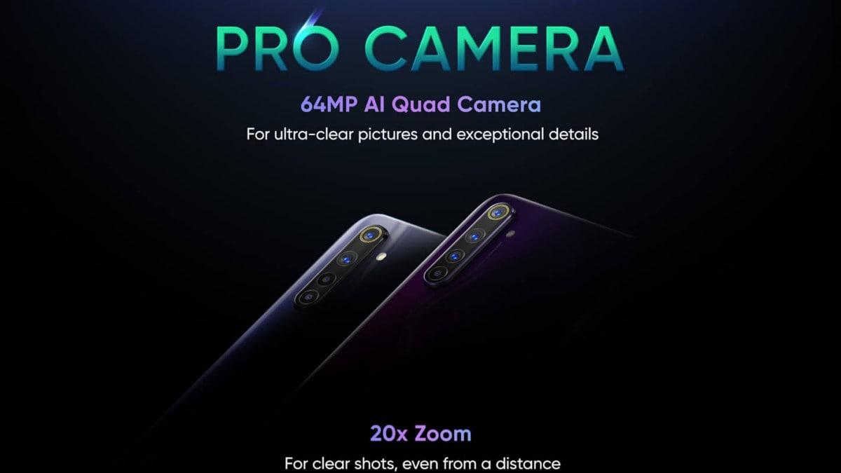 Realme 6 सीरीज़ के फीचर्स से उठा पर्दा, 64 मेगापिक्सल कैमरे के साथ मिलेगा यह सबकुछ