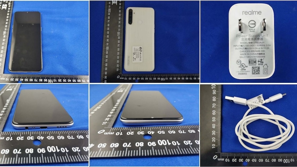 Realme 6i Surfaces on FCC, Tipped to Pack 5,000mAh Battery, ColorOS 7.0, and Quad Camera Setup