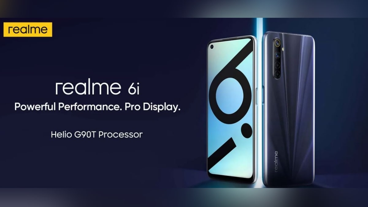 Realme 6i to Launch in India on July 24, Gets Listed on Flipkart