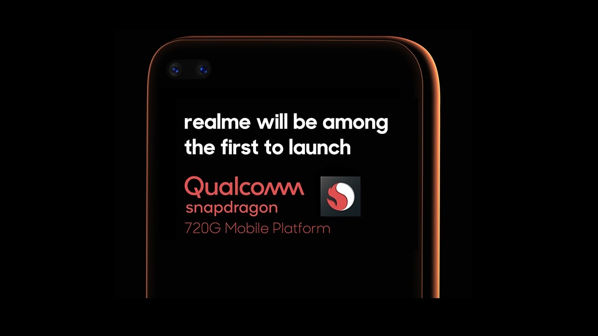 Realme to Be Among the First Brands to Launch Snapdragon 720G Phones, Company's Madhav Sheth Reveals