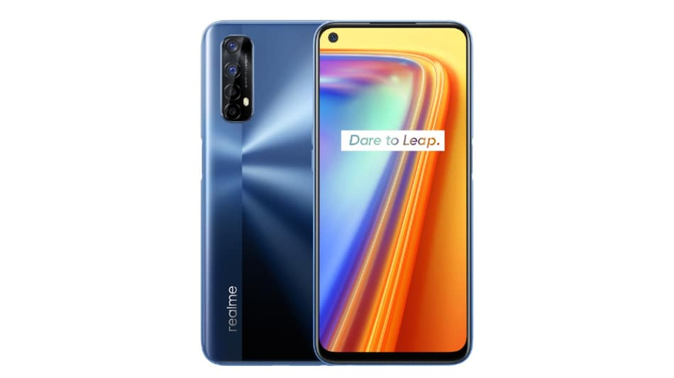 Realme 7 OTA Update Brings August 2020 Security Patch, Camera Improvements, More