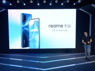 Realme 7 5G लॉन्च, बड़ी बैटरी और हाई-रिफ्रेश रेट वाला डिस्प्ले है खासियत