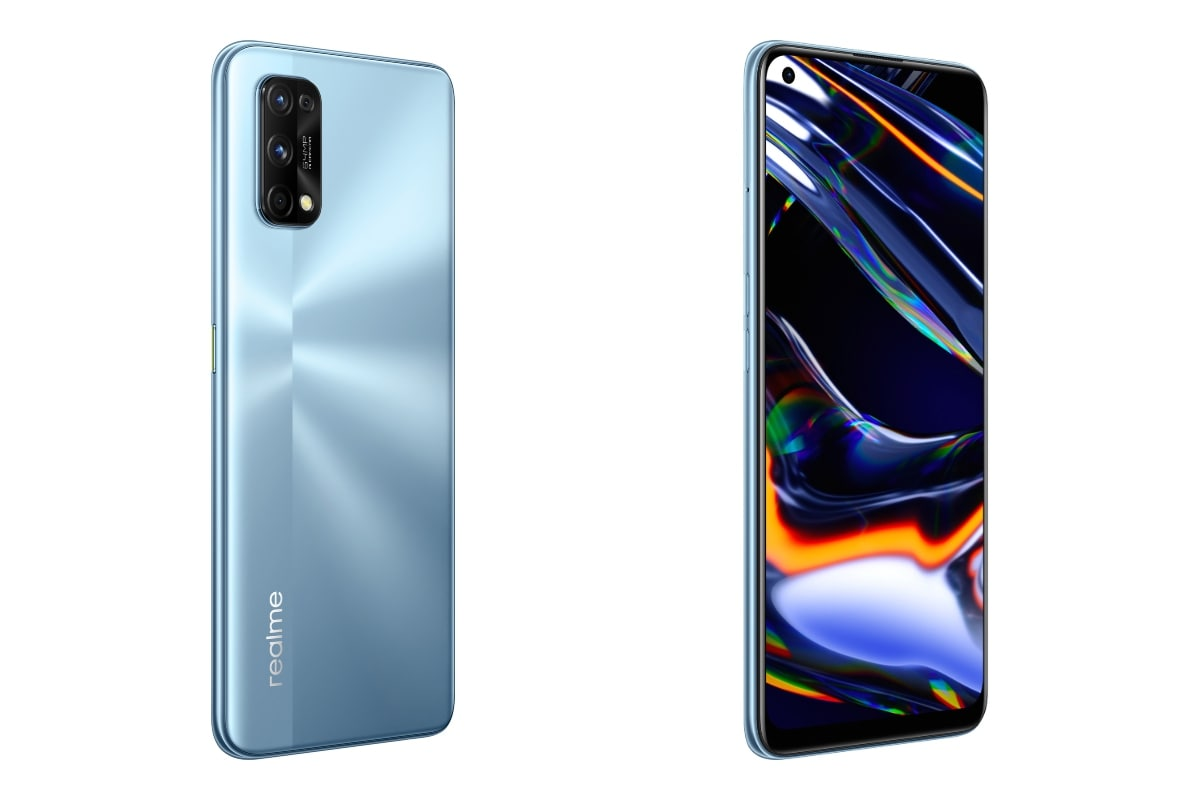 Realme 7 Pro, Realme 7 With Quad Rear Cameras, Hole-Punch Displays Launched  in India: Price, Specifications | Technology News