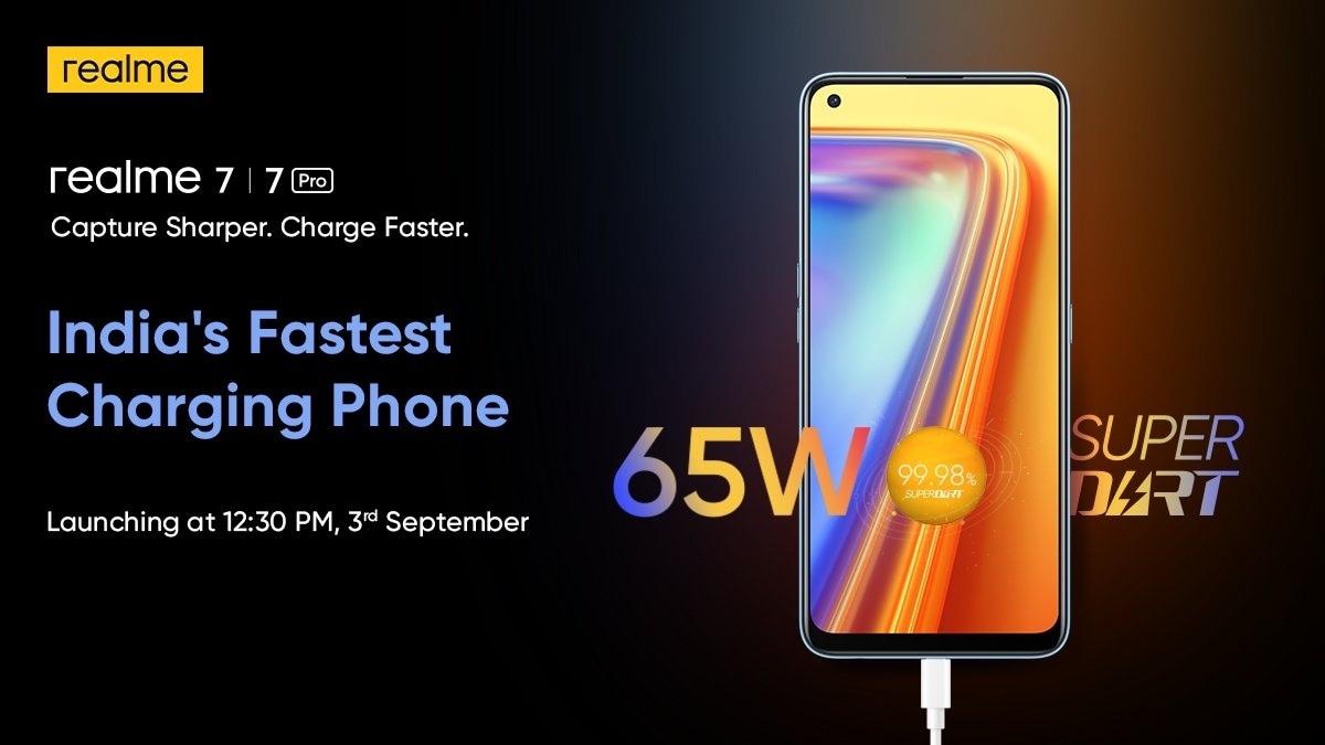 Realme 7 Specifications Leaked Ahead Of Launch Tipped To Come With Helio G95 Soc 5 000mah Battery Technology News