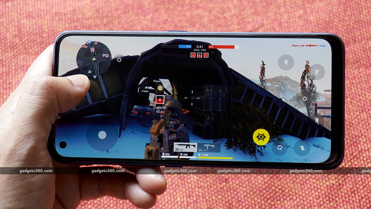realme 7 pro review hand games Realme