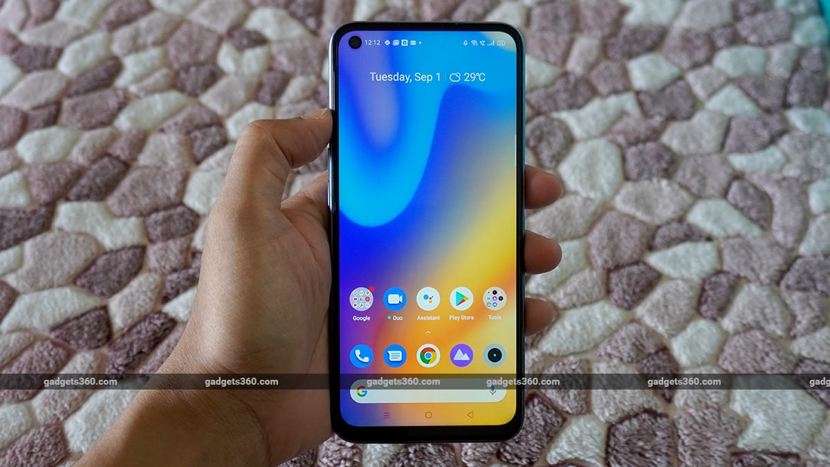Realme 7's Saw More Than 1.8 Lakh Units Sold in First Sale