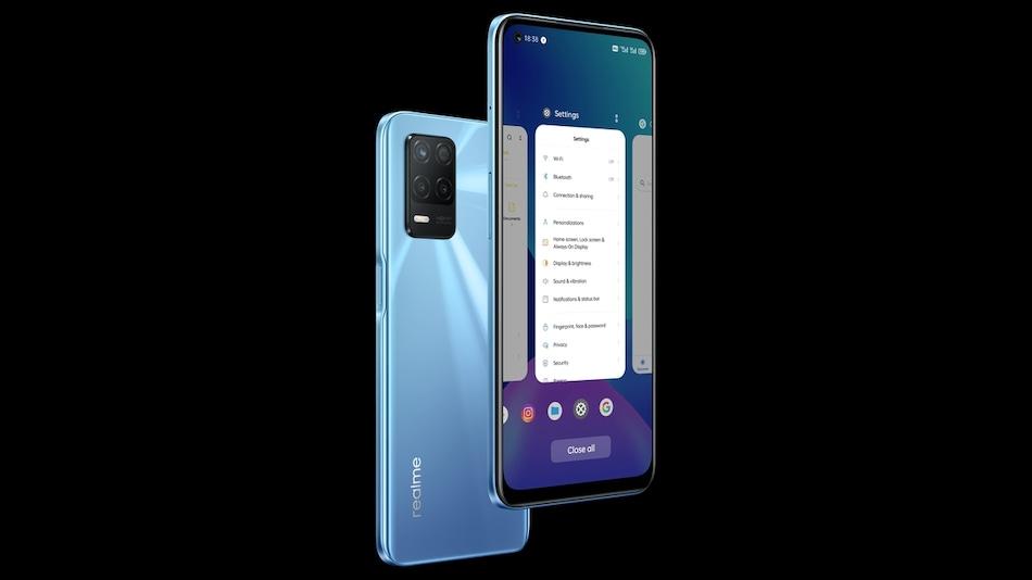 Realme 8 5G फोन 48MP कैमरा, 5000mAh बैटरी के साथ लॉन्च, जानें कीमत