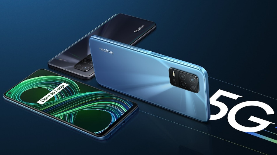 Realme 8 5G With MediaTek Dimensity 700 SoC, 90Hz Display Launched in India: Price, Specifications