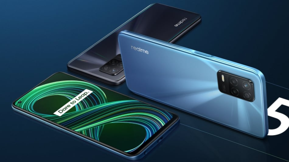 Realme 8 5G Goes on Sale in India for the First Time Today at 12 Noon: Price, Offers
