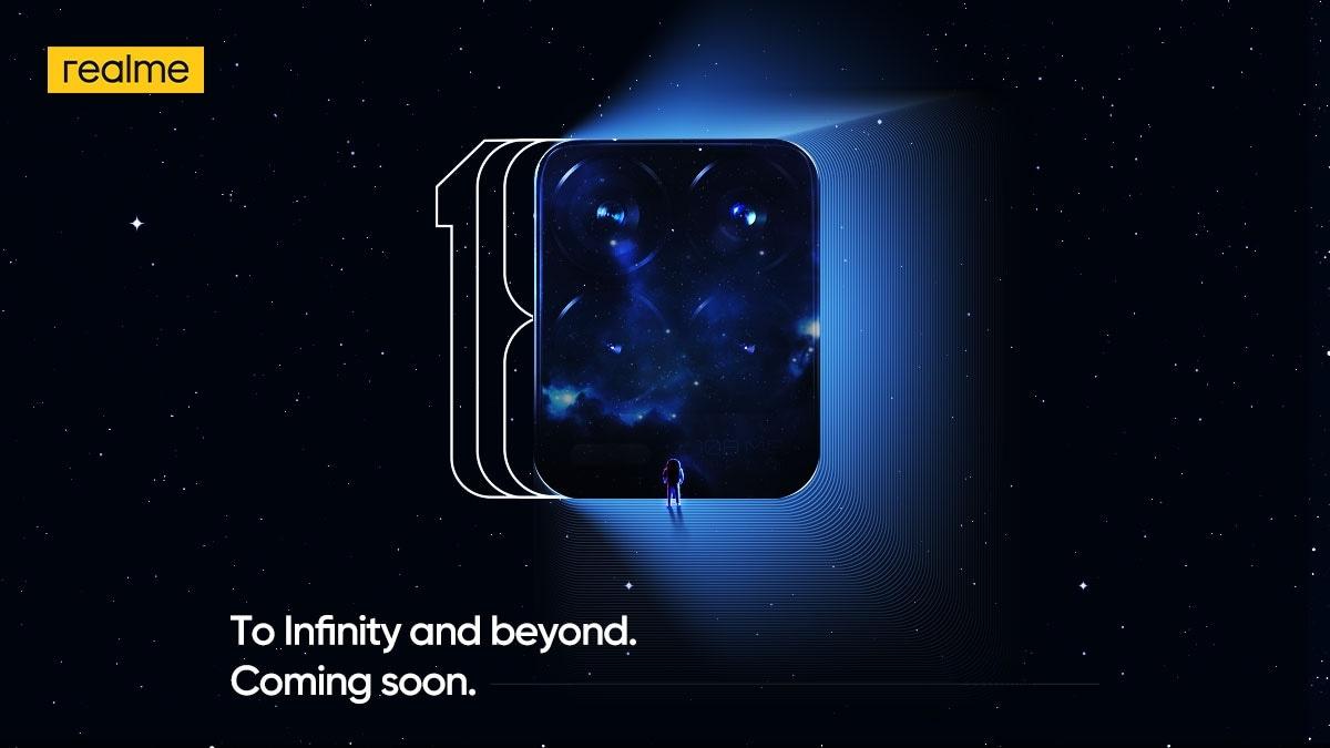 108MP कैमरा के साथ लॉन्च होगा Realme 8, कंपनी के CEO ने किया टीज़!