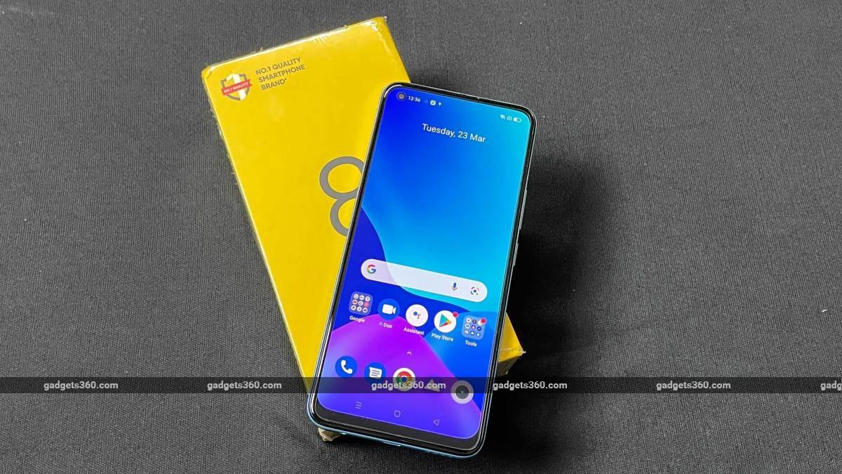 Realme 8 Pro, Realme 8 With Quad Rear Cameras, Super AMOLED Display Launched in India: Price, Specificati... - Gadgets 360