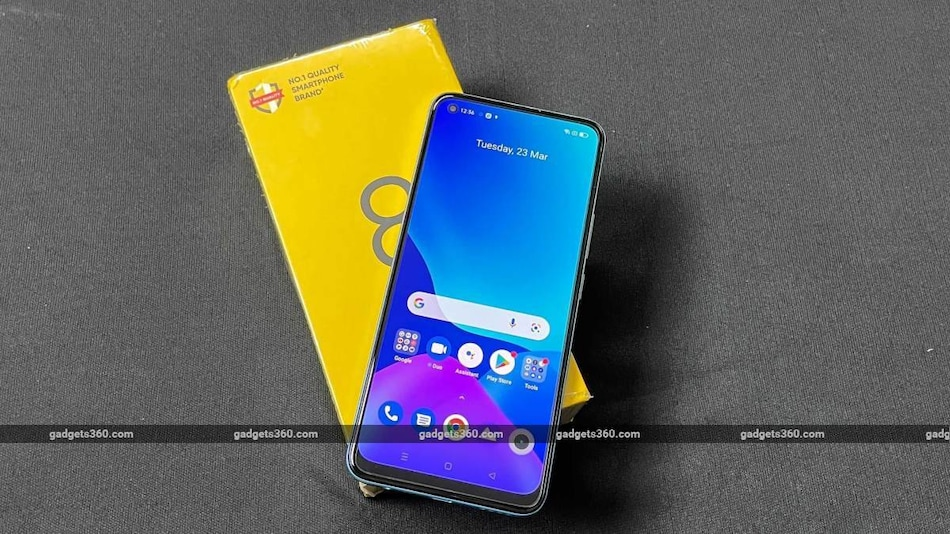 Realme 8 Pro, Realme 8 With Quad Rear Cameras, Super AMOLED Display Launched in India: Price, Specifications