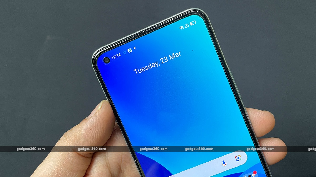 realme 8 pro holepunch gadgets 360 Realme 8 Pro First Impressions