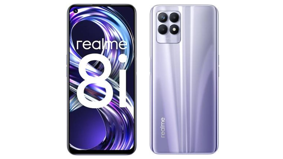 Realme 8i Goes on Sale in India for the First Time Today: Price, Specifications, Offers