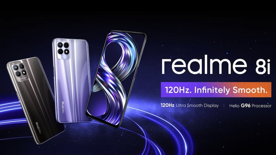 Realme 8i, Realme 8s 5G With Triple Rear Cameras, 5,000mAh Battery Launched in India: Price, Specifications