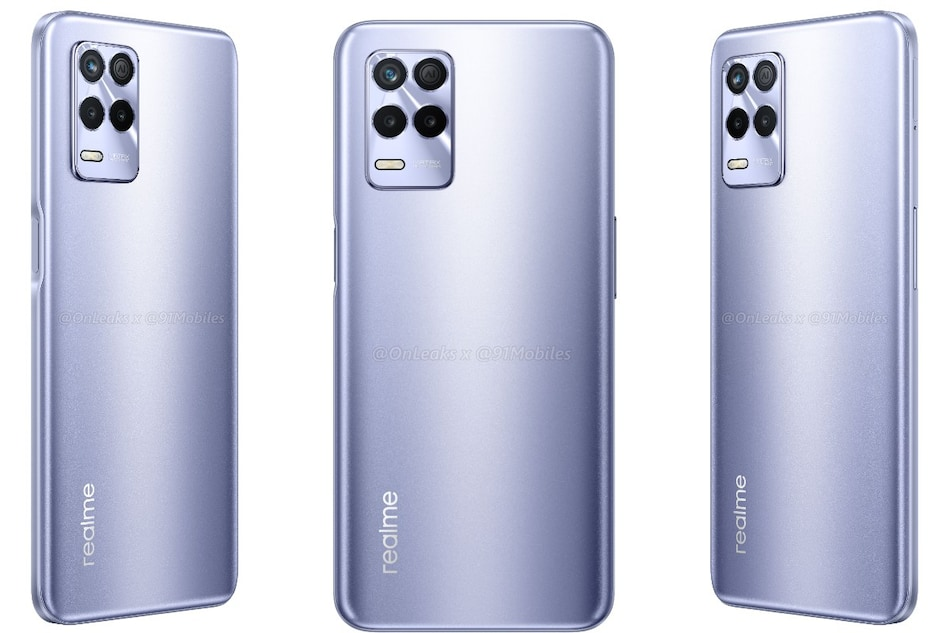 Realme 8s Specifications and Renders Leak, Phone Said to Launch in India Soon