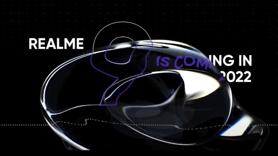 Realme 9 India Launch Will Take Place in 2022, Company Confirms