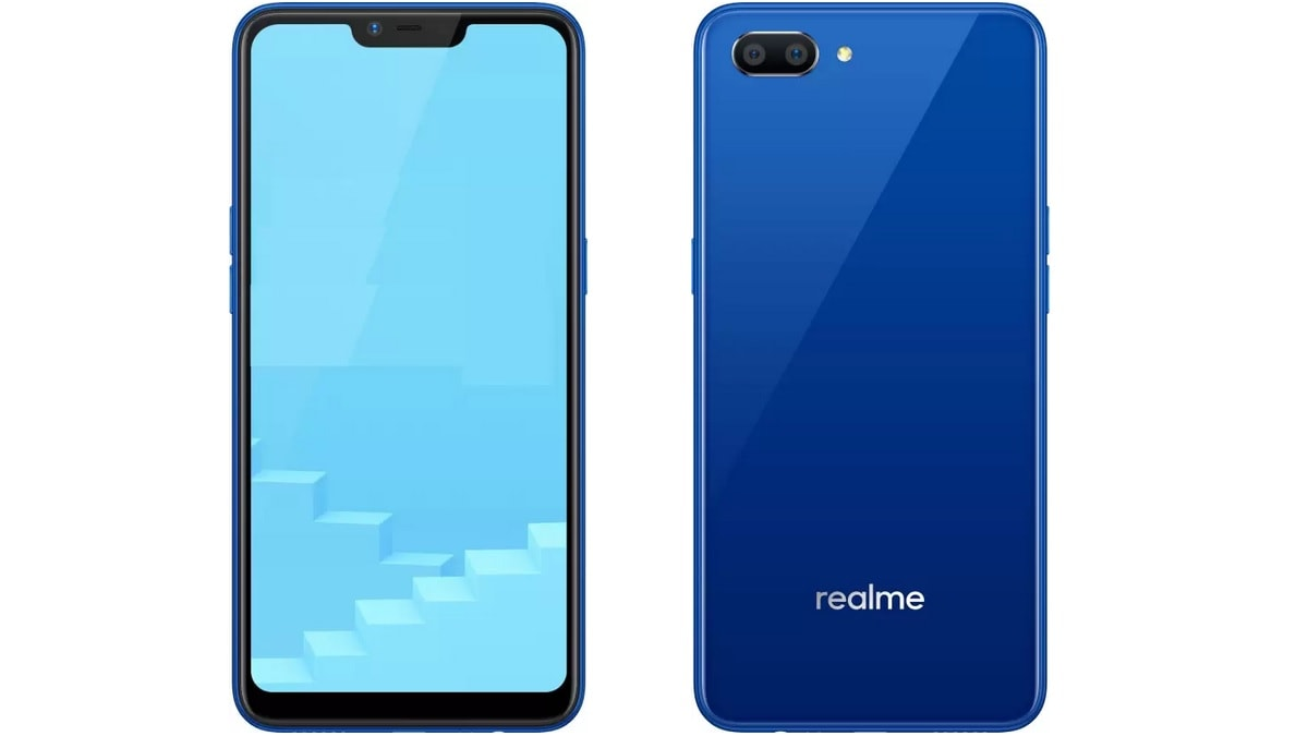 Realme C1 Android Pie-Based ColorOS 6 Stable Update Now Rolling Out in India