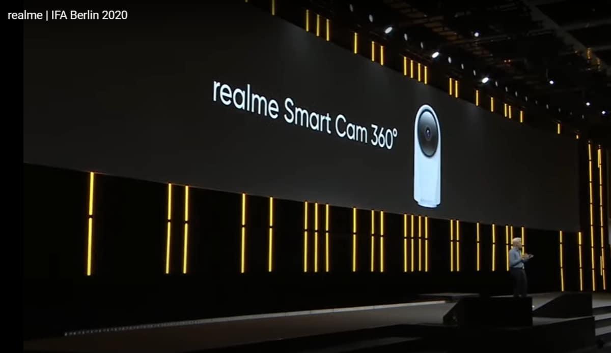 Realme Smart Cam 360, Realme Smart Bulb Unveiled at IFA 2020 - Gadgets 360