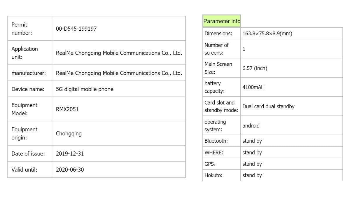 ஜனவரி 7-ல் வெளியாகிறது Realme X50 5G!