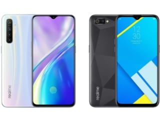 Realme XT, Realme C2 Updates Add Dark Mode Switch in Notification Centre, Bring December Security Patch, More