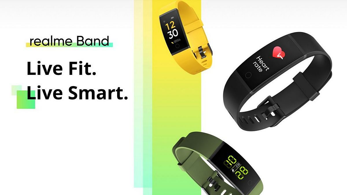 Realme Band Set to Go on Sale in India Today at 12 Noon: Everything You Need to Know