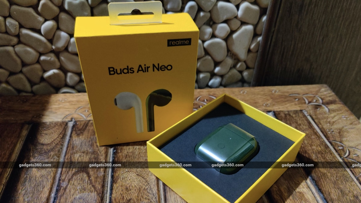 realme buds air neo review box Realme  Realme Buds Air Neo