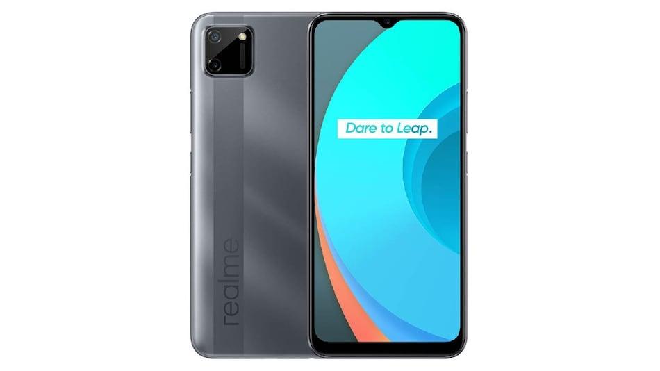 Realme C11 भारत में 14 जुलाई को होगा लॉन्च, 5,000mAh बैटरी से होगा लैस