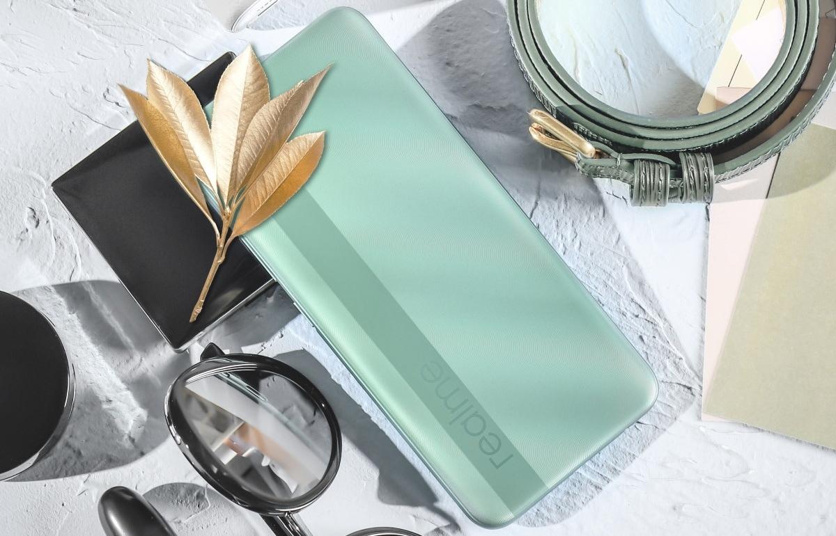 Realme C11 станет первым смартфоном с MediaTek Helio G35