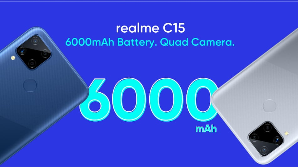 Realme C15 Launching in India on August 18: Everything We Know So Far