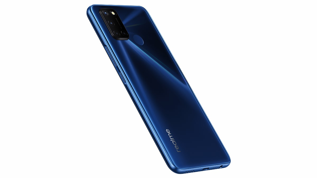 Realme C17 Tipped to Launch in India as Early as November End
