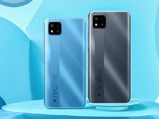 Realme C20 मीडियाटेक हीलियो जी35 प्रोसेसर के साथ लॉन्च, जानें सारे स्पेसिफिकेशन
