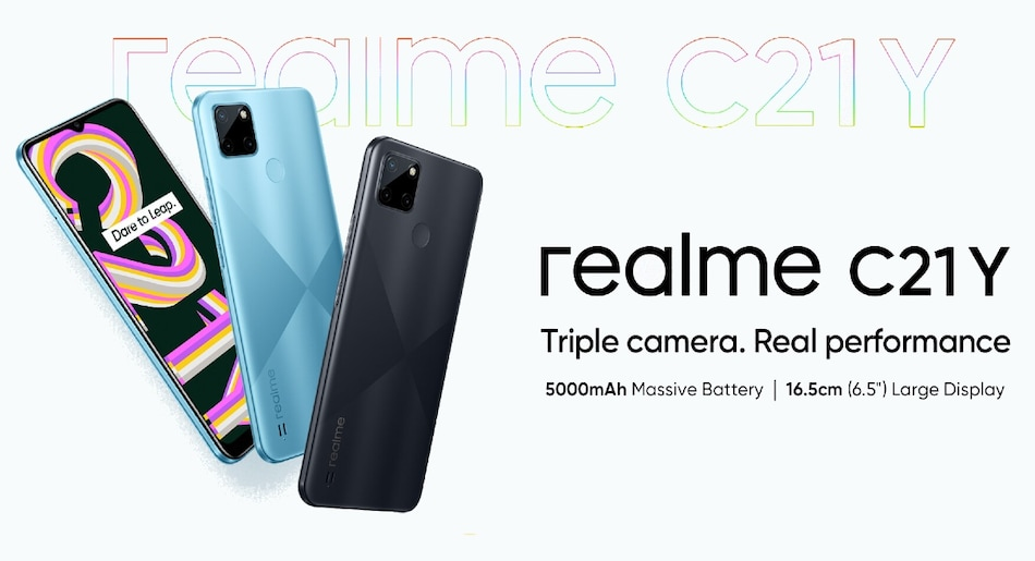 Realme C21Y Launch in India Set for Today: Expected Price, Specifications