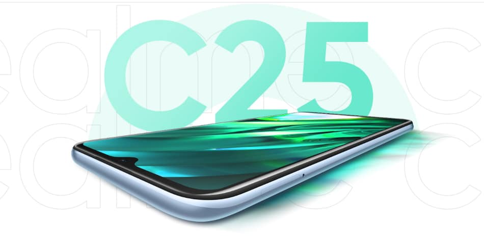 Realme C25 to Launch on March 23, Triple Rear Cameras and 6,000mAh Battery Confirmed
