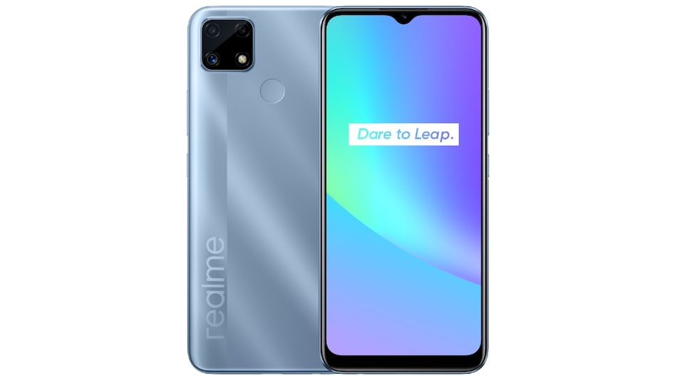 Realme C25 With Triple Rear Cameras, 6,000mAh Battery Launched: Price, Specifications