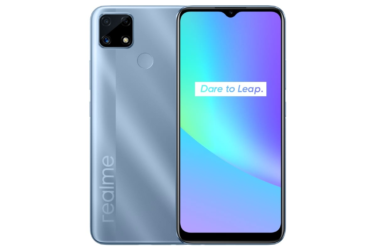 Realme C25s Price, Specifications Leaked Ahead of Official Announcement