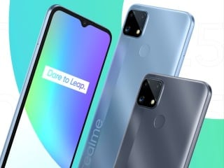 Realme C20, Realme C21, Realme C25 With 20:9 Displays Launched in India: Price, Specifications