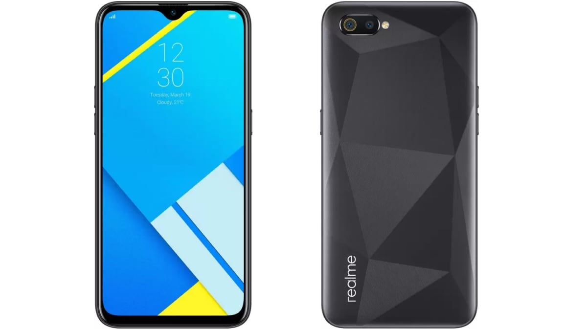 Realme C2s With Dual Rear Cameras 4 000mah Battery Launched