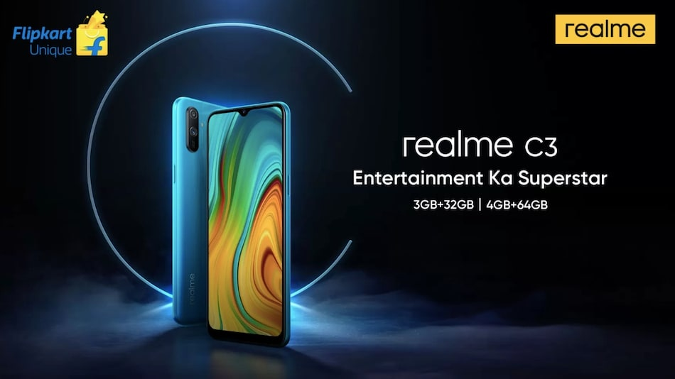 Realme C3 to Launch in India Today: Expected Price, Specifications, and How to Watch Live Stream