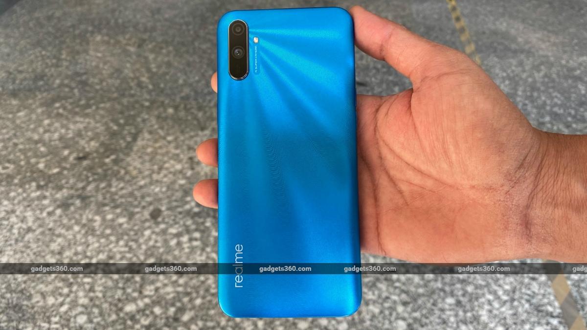 Realme C3 लॉन्च हुआ भारत में, दो रियर कैमरे और 5,000 एमएएच बैटरी है इसमें