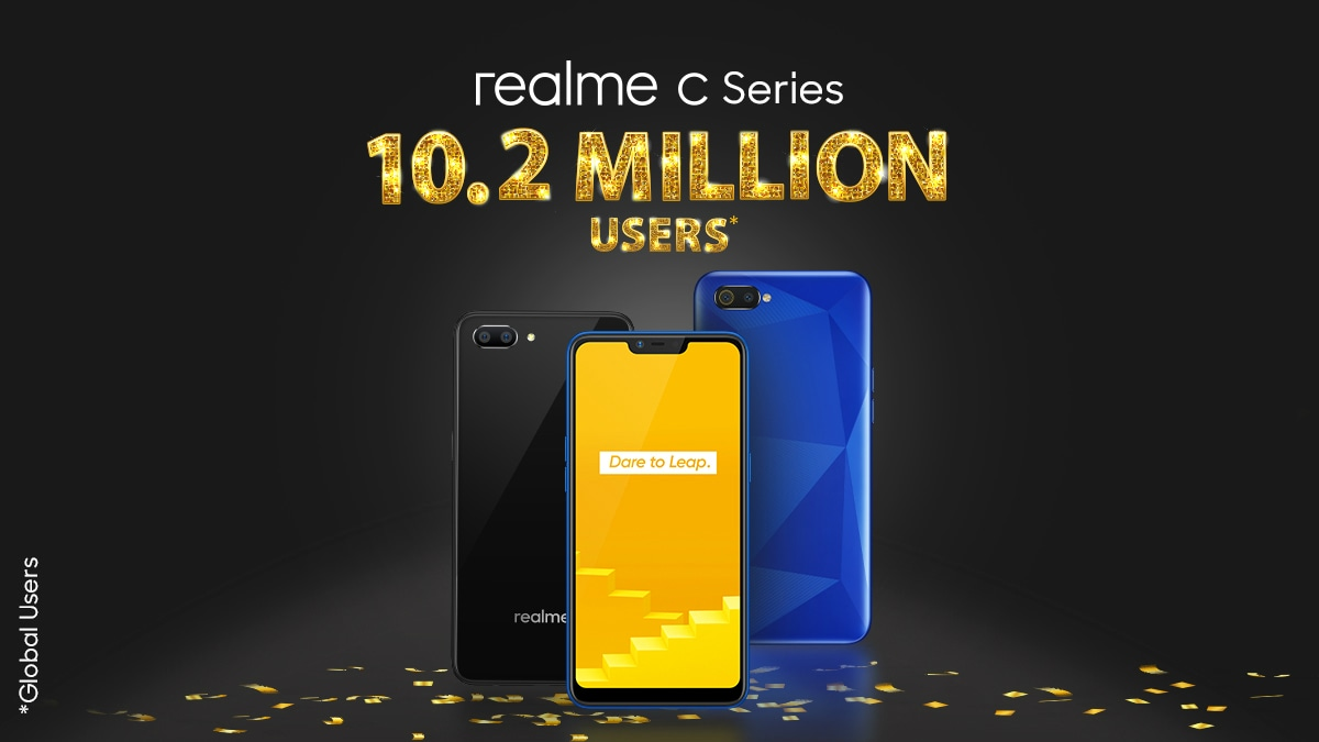 Realme C-Series Phone Launch Teased in India, Realme C3 and Realme C3s Expected