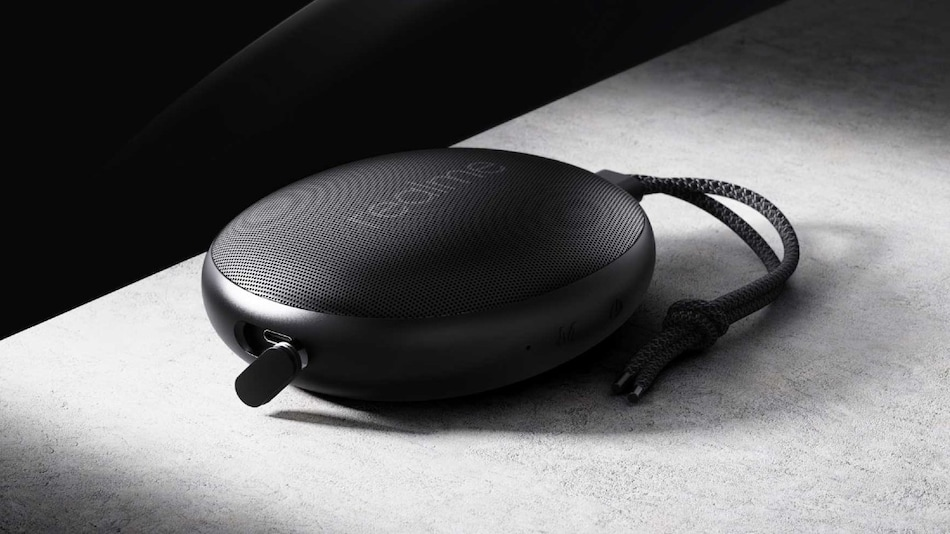 Realme Cobble Bluetooth Speaker With Luminous Lanyard, Game Mode Launched