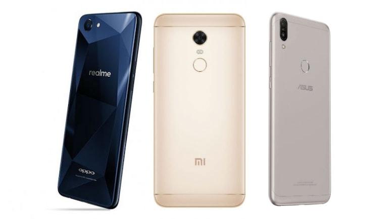 Realme 1, Redmi Note 5 और Asus ZenFone Max Pro M1 में बेहतर कौन?