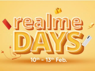 Realme Days Sale 2020 Now Live, Includes Discounts on Realme 5 Pro, Realme X2 Pro, and More